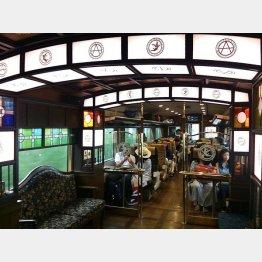 特急「A列車で行こう」は人気だが(C)日刊ゲンダイ