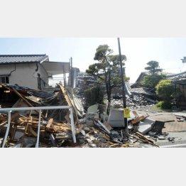 熊本地震も「横ずれ断層型」
