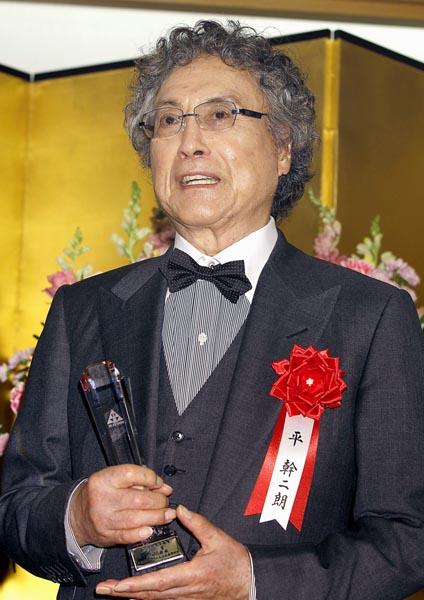 平幹二朗さんは享年82(C)日刊ゲンダイ