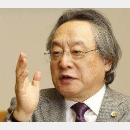 慶大名誉教授の小林節氏(C)日刊ゲンダイ