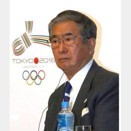 16年東京五輪招致委員会の会長だった(C)日刊ゲンダイ