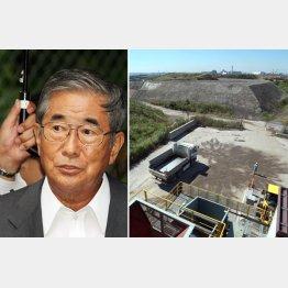 これまで海の森造成工事に計45億円の税金を投入(C)日刊ゲンダイ