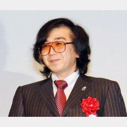 サイバーダイン創設者&CEOの山海嘉之氏(C)日刊ゲンダイ