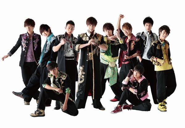 BOYS AND MENのメンバー(提供写真)