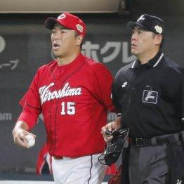 <3>阪神・藤浪の内角球に激高「チームの士気に影響が出る」