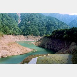 ダムこそ究極のエネルギー資源(C)日刊ゲンダイ
