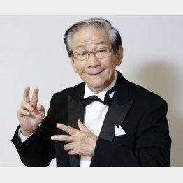 小松政夫さん