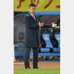 名古屋グランパス・小倉GM兼監督(C)Norio ROKUKAWA/Office La Strada