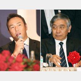 「有言実行」の広島黒田と「不言実行」の日銀黒田総裁
