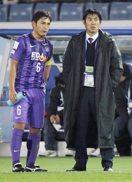 広島・森保監督はJリーグで3度V(C)日刊ゲンダイ
