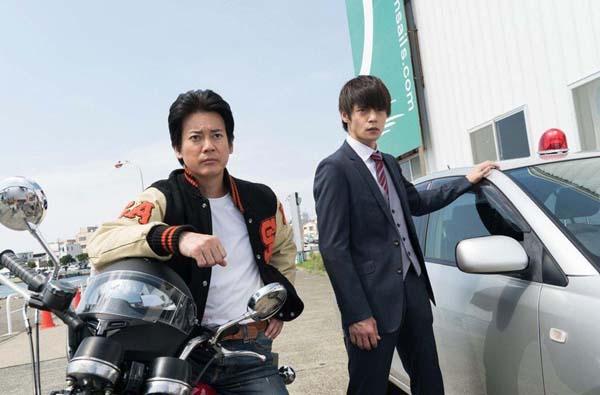 ラストコップ Huluで独占配信中(C)日本テレビ HJホールディングス