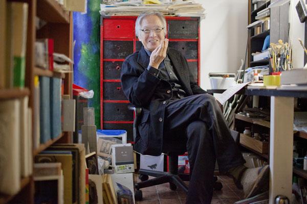 司修さんは現在80歳(C)日刊ゲンダイ