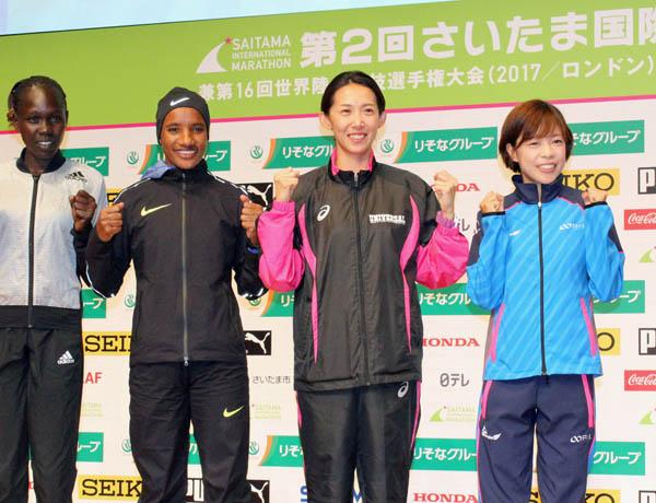 昨年は日本人トップの2位と検討した吉田(右)/(C)日刊ゲンダイ