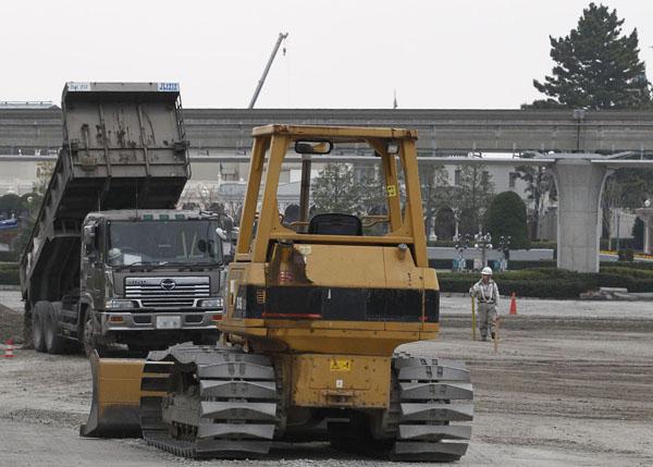 建設機械の油圧フィルターでシェア7割(C)日刊ゲンダイ