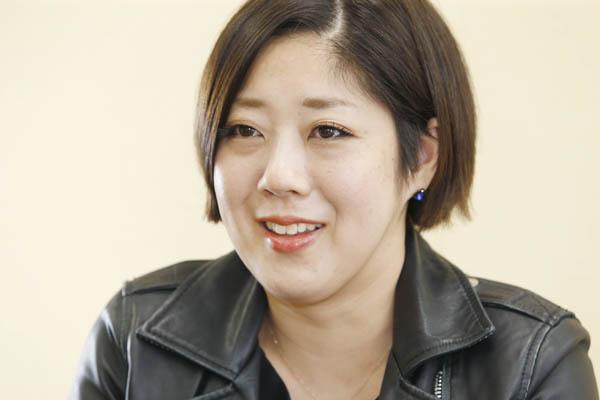 日本エレキテル連合・中野聡子(C)日刊ゲンダイ