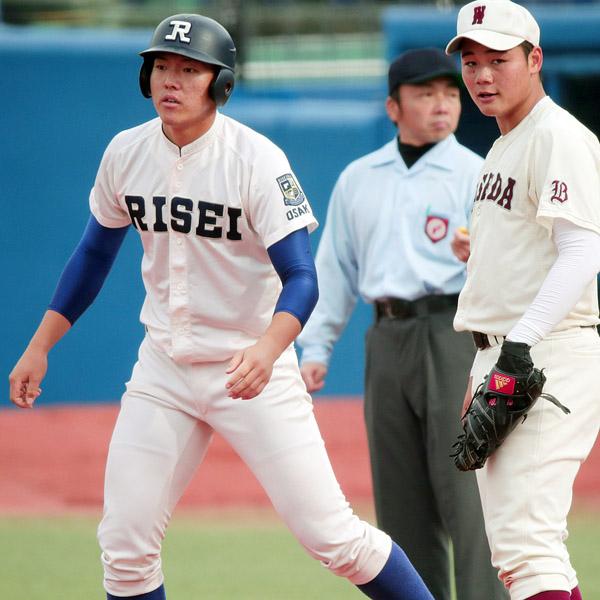 安田(左)と清宮/(C)日刊ゲンダイ