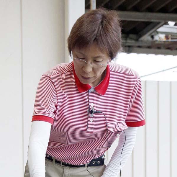佐々木ルミプロ(C)日刊ゲンダイ