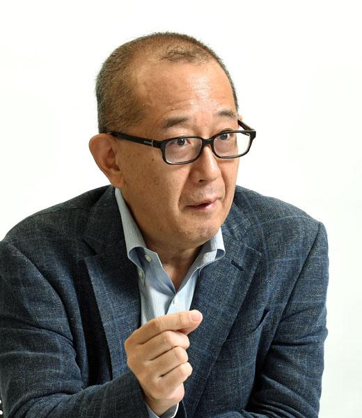 仏文学者で翻訳家の堀茂樹氏(C)日刊ゲンダイ