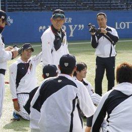 侍ジャパンの強化試合で藤浪と菅野に話したこと