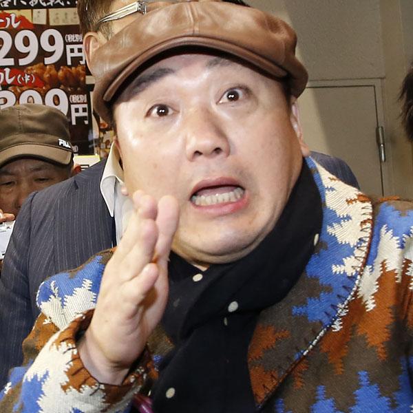 吉本に電撃復帰(C)日刊ゲンダイ