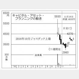 キャピタル・アセット・プランニング(C)日刊ゲンダイ