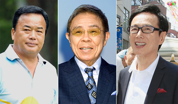 北島三郎、森進一に続き、細川たかしも卒業表明(C)日刊ゲンダイ