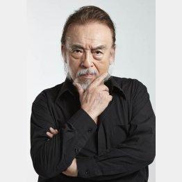 俳優の横内正さん(提供写真)