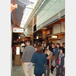 羽田国際ターミナル(C)日刊ゲンダイ