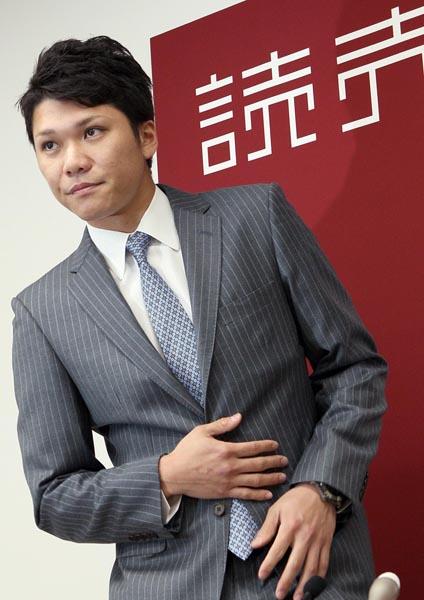 巨人で「1人勝ち」(C)日刊ゲンダイ