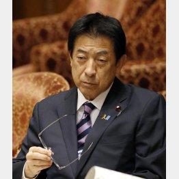 """「野党はいろいろと""""演出""""してくる」と言った塩崎厚労相/(C)日刊ゲンダイ"""