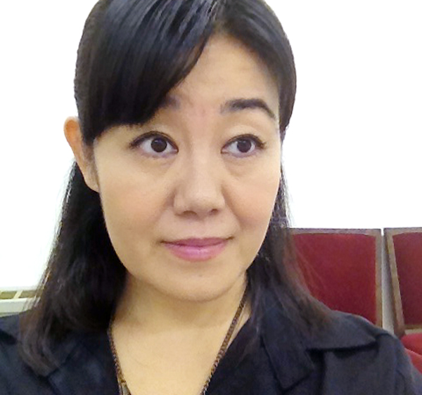 通販評論家の村山らむね氏(C)日刊ゲンダイ