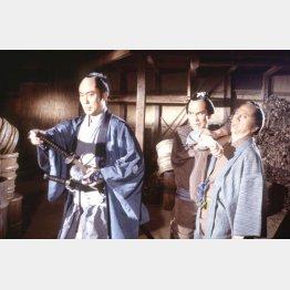 第1シリーズ「血頭の丹兵衛」/(C)フジテレビ系
