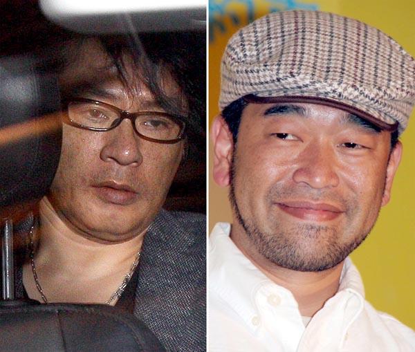 再逮捕のASKAと1回の逮捕から再起した槇原敬之/(C)日刊ゲンダイ