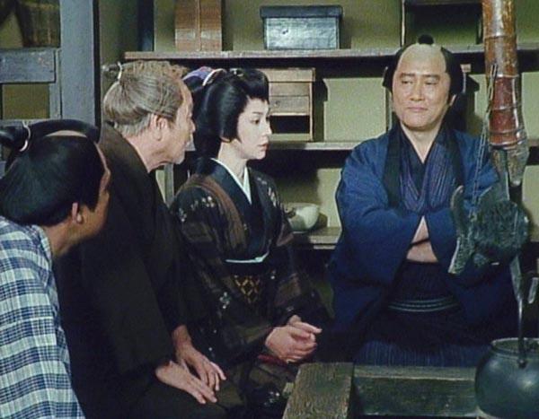 第3シリーズ「密偵たちの宴」から/(C)フジテレビ系