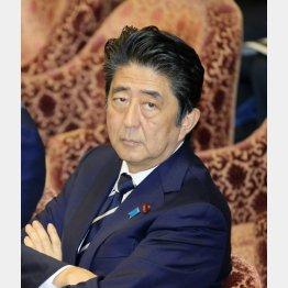 お得意の強行採決(C)日刊ゲンダイ