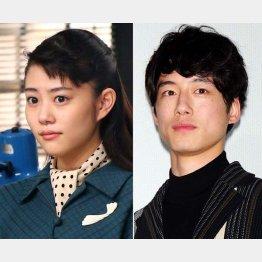 高畑充希(左)と坂口健太郎(提供写真)