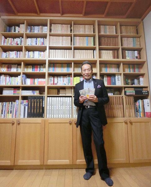 松本弘一さん(提供写真)