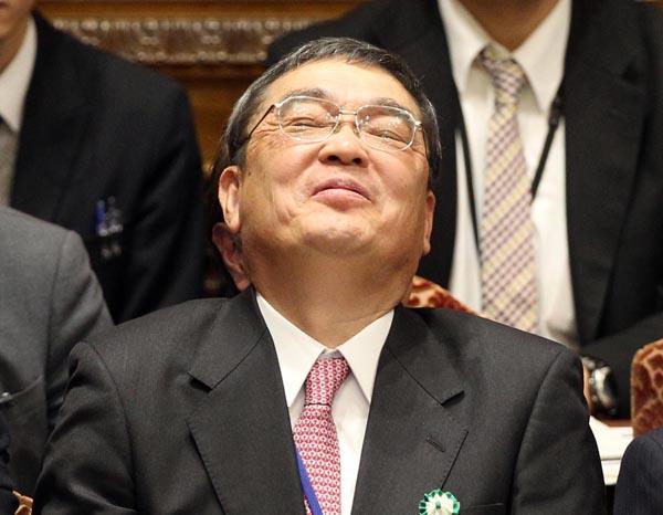 万事休す(C)日刊ゲンダイ