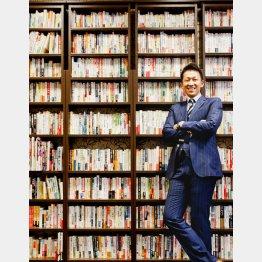 熊谷聖司社長(提供写真)