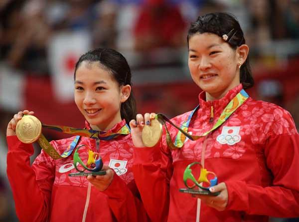 リオ五輪では金メダル獲得(C)日刊ゲンダイ