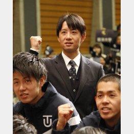 「打倒・青学」を掲げた酒井監督(C)日刊ゲンダイ