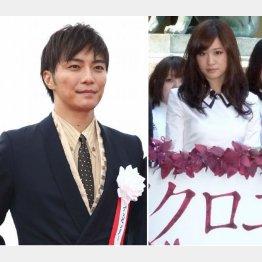 共演がアダに(C)日刊ゲンダイ