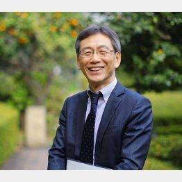 朝日新聞メディアプロダクション・校閲事業部長の前田安正さん(C)日刊ゲンダイ