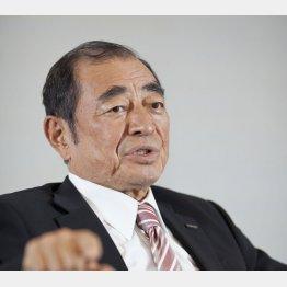 相乗効果を上げられるか(富士フイルムHDの古森会長)/(C)日刊ゲンダイ