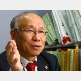 東京都知事選では告示直前に涙をのんだ(C)日刊ゲンダイ