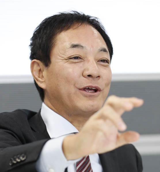 ライクの岡本泰彦社長(C)日刊ゲンダイ