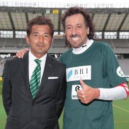ラモス瑠偉さんに引退を報告したら1時間説教されました