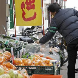 【食料品】円安が2月以降、家庭の食卓を直撃する