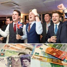 """加盟国に""""反EU""""の動き 英国は経済成長で生き残る可能性"""