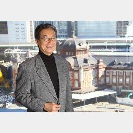 ザ・リッツ・カールトン元日本支社長の高野登氏(C)日刊ゲンダイ